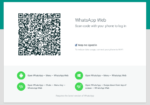 WhatsApp Web:  Now you can chat from your PC