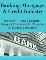 Banking, Mortgages & Credit Industry..
