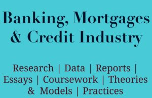 Banking, Mortgages and Credit Industry- MBA Banking mba knowledge MBA Knowledge With Free Resources and Tools Banking Mortgages and Credit Industry