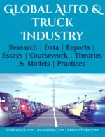 Global Auto & Truck Industry | Automobile Market energy Energy & Utilities, Oil & Gas Industry… Global Auto and Truck Industry