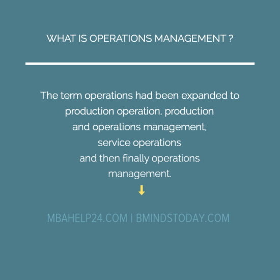 Key Concepts In Operations Management operations Key Concepts In Operations Management OPERATIONS MGMT Key Concepts In Operations Management | Production Key Concepts In Operations Management | Production OPERATIONS MGMT