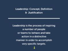 leadership-concept-definition