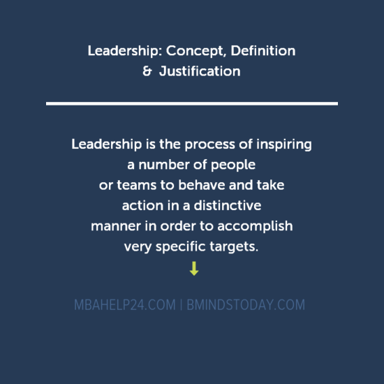 leadership-concept-definition leadership Leadership: Concept, Definition & Justification leadership concept definition leadership | concept | definition Leadership | Concept | Definition leadership concept definition