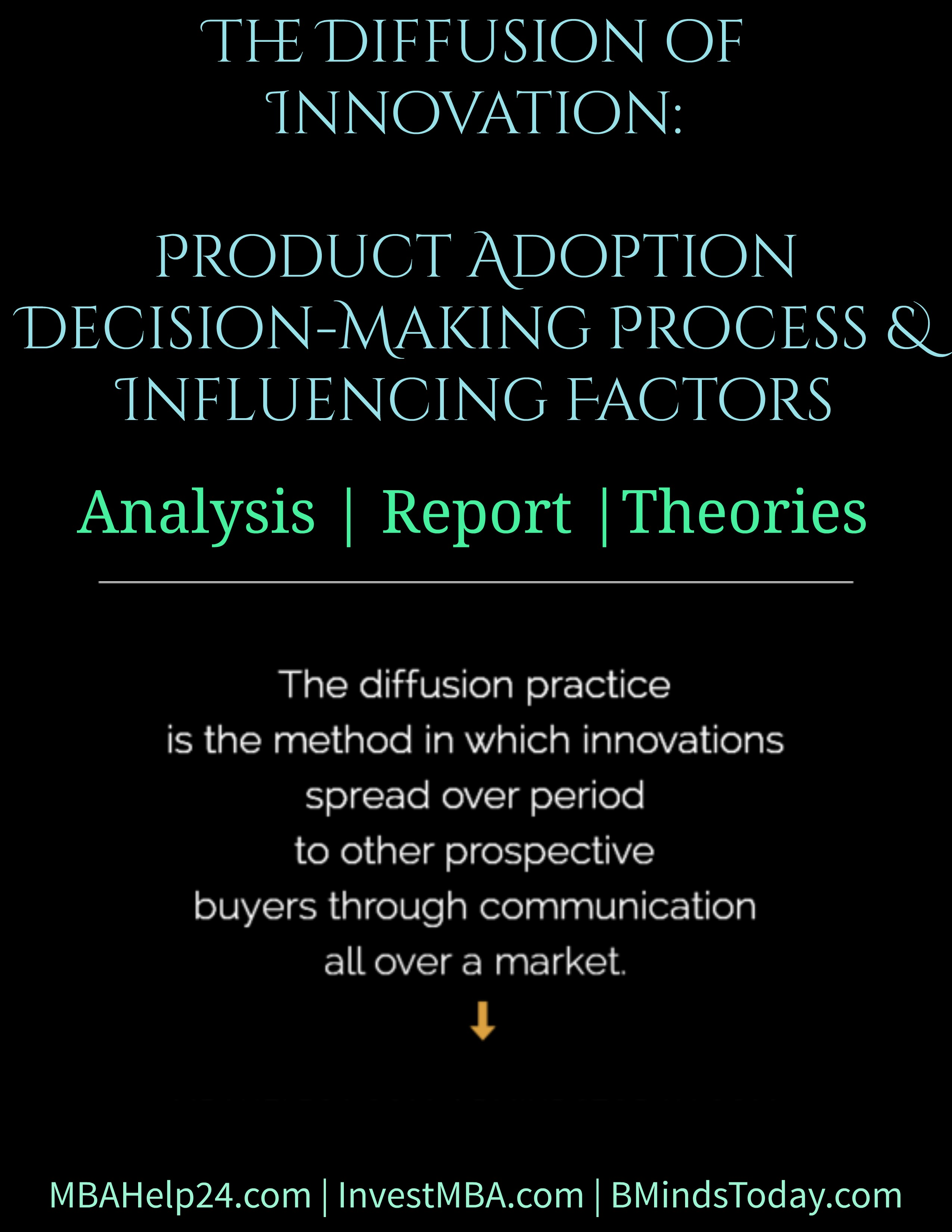 The Diffusion of Innovation: Product Adoption Decision-Making Process & Influencing Factors diffusion The Diffusion of Innovation | Product Adoption | Decision-Making & Influencing Factors The Diffusion of Innovation Product Adoption Decision Making Process and Influencing Factors diffusion of innovation | product adoption Diffusion of Innovation | Product Adoption The Diffusion of Innovation Product Adoption Decision Making Process and Influencing Factors