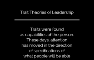 trait-theories-of-leadership