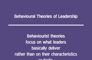 behaviorial-theories-of-leadership