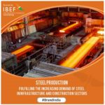 India is likely to surpass Japan to become the 2nd largest producer of steel in …