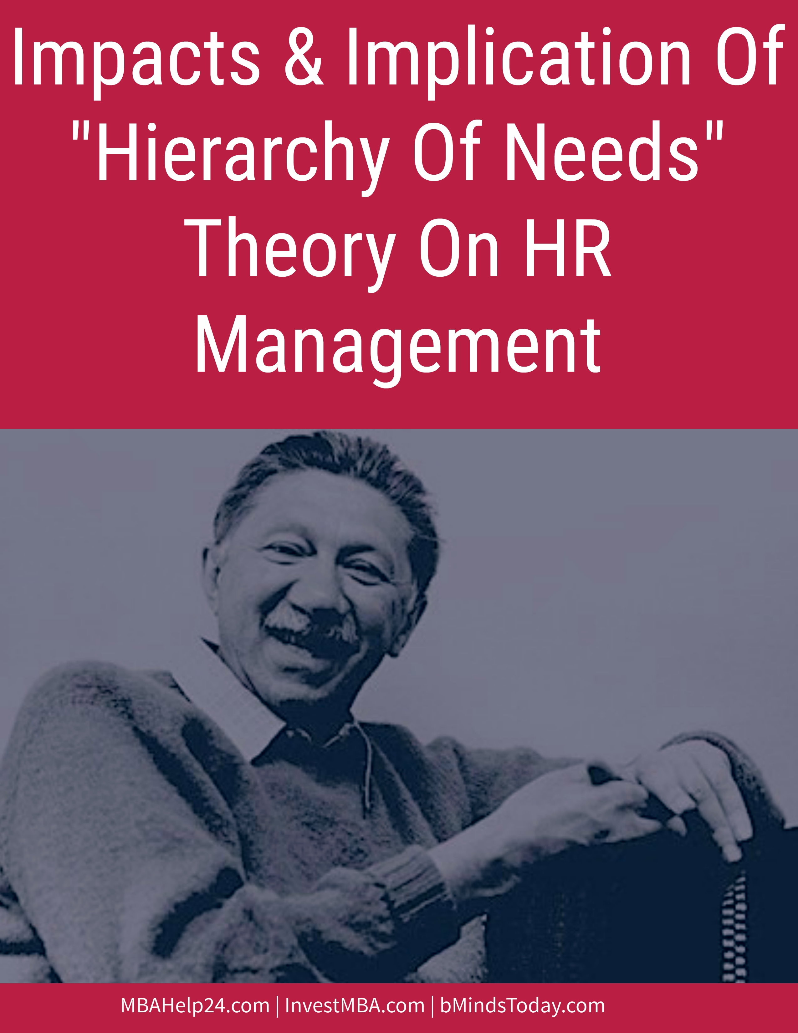 Impacts and implication of hierarchy of needs theory on human resource management Hierarchy of Needs Impacts & Implication Of Hierarchy Of Needs Theory On HR Management Impacts and implication of hierarchy of needs theory on human resource management