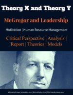 Theory X and Theory Y | McGregor and Leadership | Motivation | HR Herzberg Herzberg's TWO- Factor Theory of Motivation | Hygiene | Satisfier McGregor Theory X and Theory Leadership and motivation theory 150x194