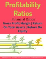 Profitability Ratios | Gross Profit Margin | Return On Assets | Return On Equity