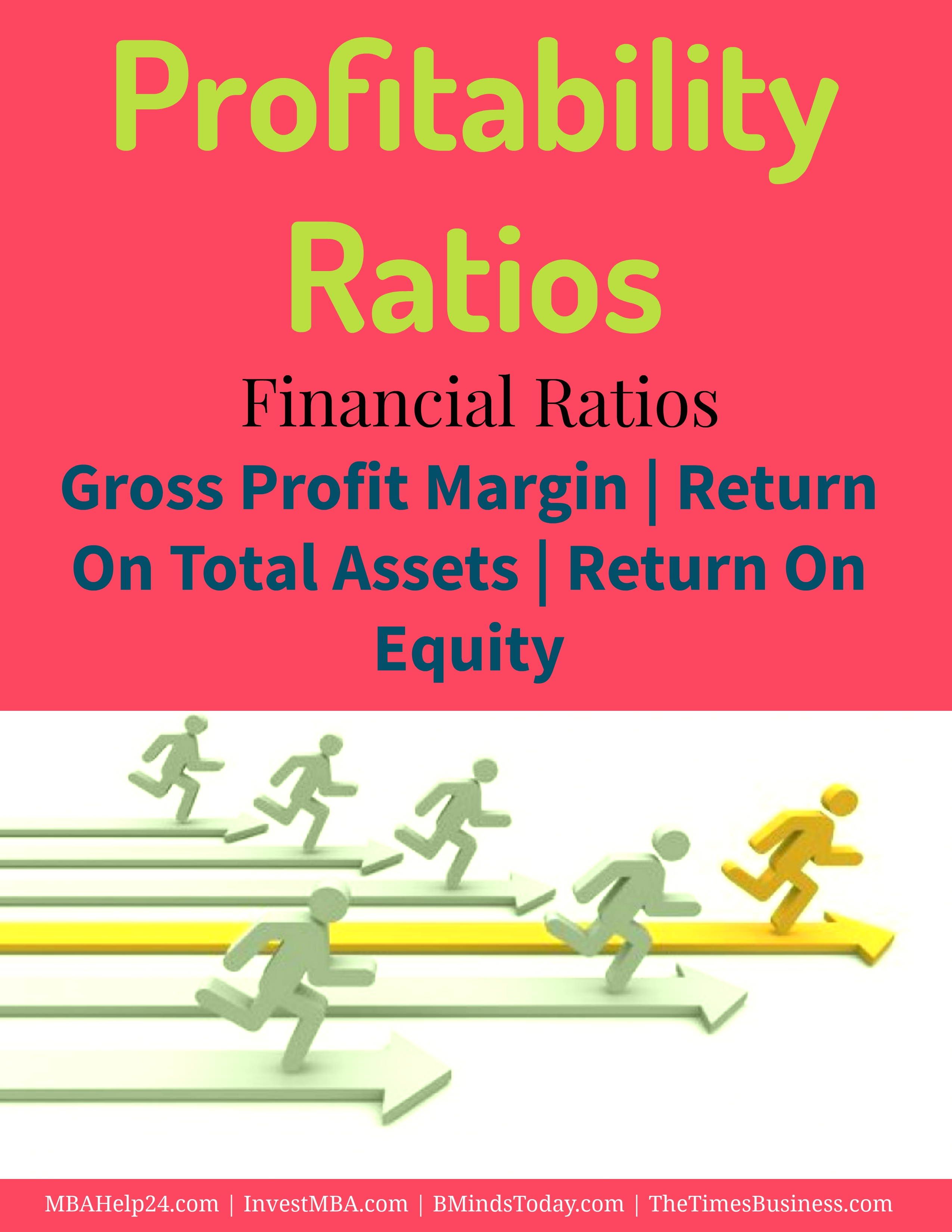 financial ratios and net income Net margin measures how successful a company has been at the business of marking a profit on each dollar sales it is one of the most essential financial ratios net margin includes all the factors that influence profitability whether under management control or not the higher the ratio, the more effective a.
