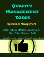 Quality Management Tools | Methods and Systems | Plan | Control | Audit