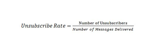 Steps To Reduce The Unsubscribe Rate | How to calculate unsubscribe rate ?