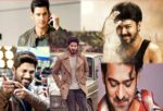 List Of TOP Social Media Movie Stars From South Indian Film Industry