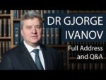 Dr Gjorge Ivanov | Full Address and Q&A | Oxford Union  Senator Dick Durbin | Full Address and Q&A | Oxford Union 0 5 150x113