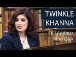 Twinkle Khanna | Full Address and Q&A | Oxford Union