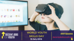 World Youth Skills Day celebrated on 15 July is a reminder that in today's fast-… Sensex zooms high after announcement of election dates Sensex zooms high after announcement of election dates 37059852 2685099298182957 7659005550193016832 n 150x83